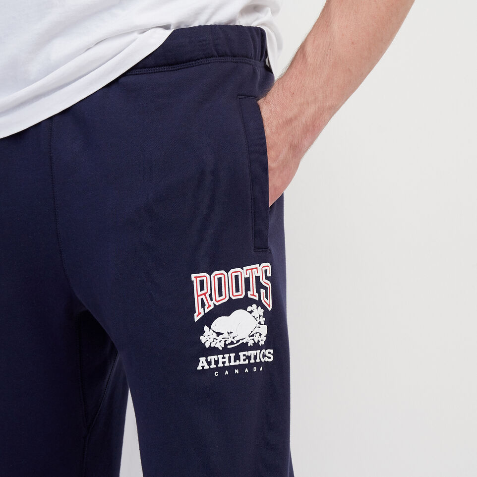 Roots-New For March Rba Collection-RBA Park Slim Sweatpant-Navy Blazer-E