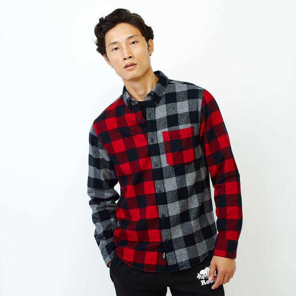 Roots-undefined-Park Mix And Match Shirt-undefined-A
