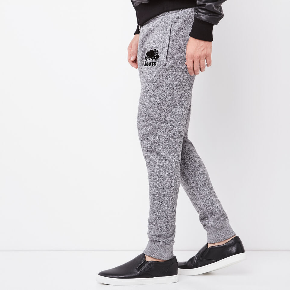 Roots-undefined-Roots Salt and Pepper Park Slim Sweatpant-undefined-B