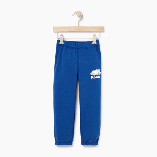 Roots-Kids Toddler Boys-Toddler Original Sweatpant-Active Blue-A