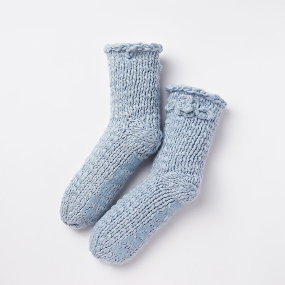 Roots-undefined-Womens  Chalet Slipper Sock-undefined-A