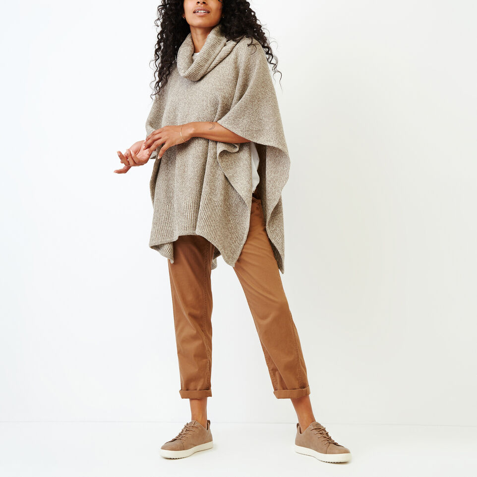 Roots-Women Bottoms-Bedford Slim Chino-Toasted Coconut-B