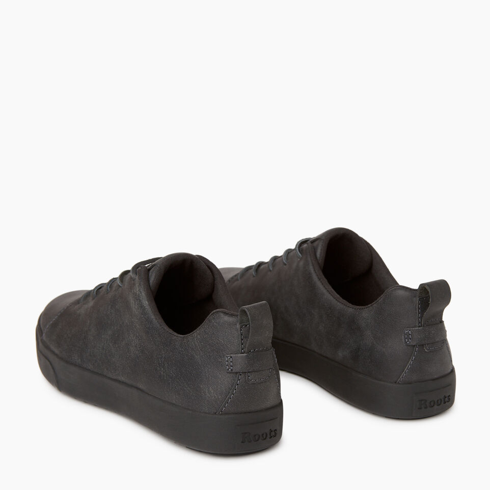Roots-Footwear Shoes And Sneakers-Mens Parkdale Sneaker-Black-E