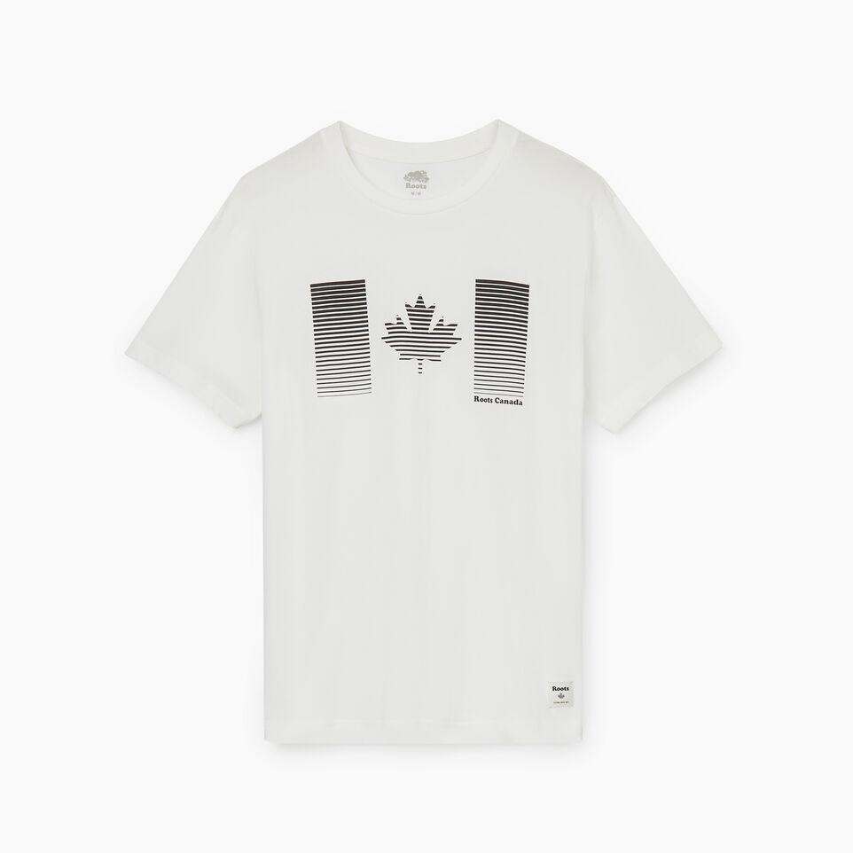 Roots-undefined-Mens Canada Flag T-shirt-undefined-A