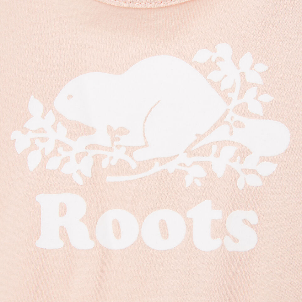 Roots-undefined-Baby Cooper Beaver Puff T-shirt-undefined-D