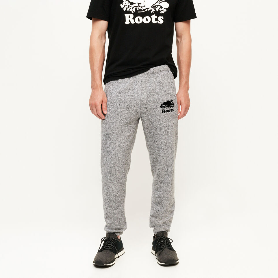 Roots-undefined-Slim Elastic Sweatpant-undefined-A