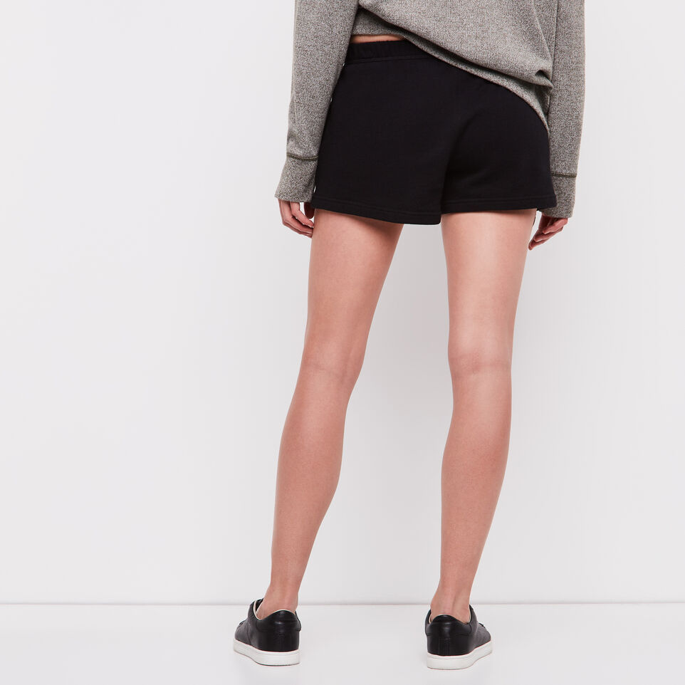 Roots-undefined-Short en coton ouaté original-undefined-D