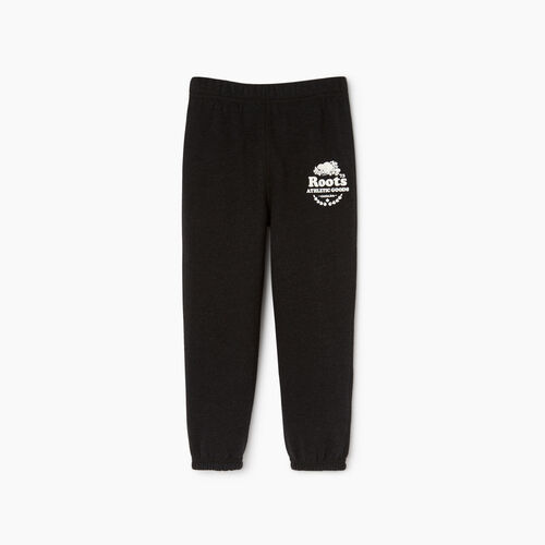 Roots-Kids Toddler Boys-Toddler Laurel Sweatpant-Black Mix-A