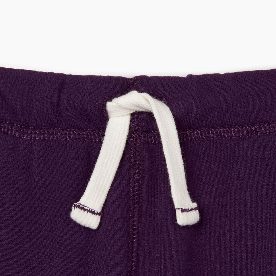 Roots-undefined-Pantalon original en coton ouaté Roots pour filles-undefined-D