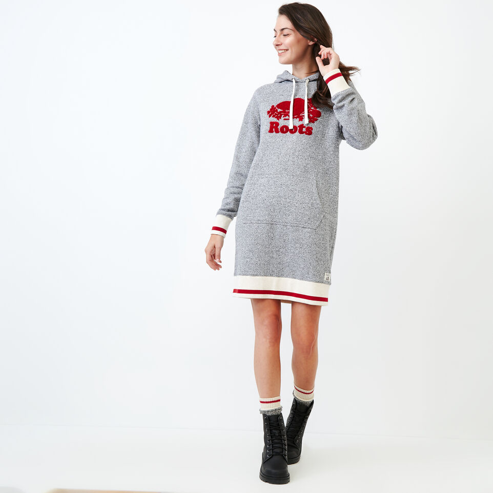 Roots-undefined-Cabin Fleece Dress-undefined-A