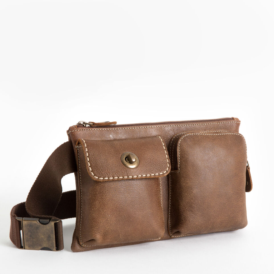 Roots-undefined-Sac Ceinture Vllg Cuir Tribe-undefined-A
