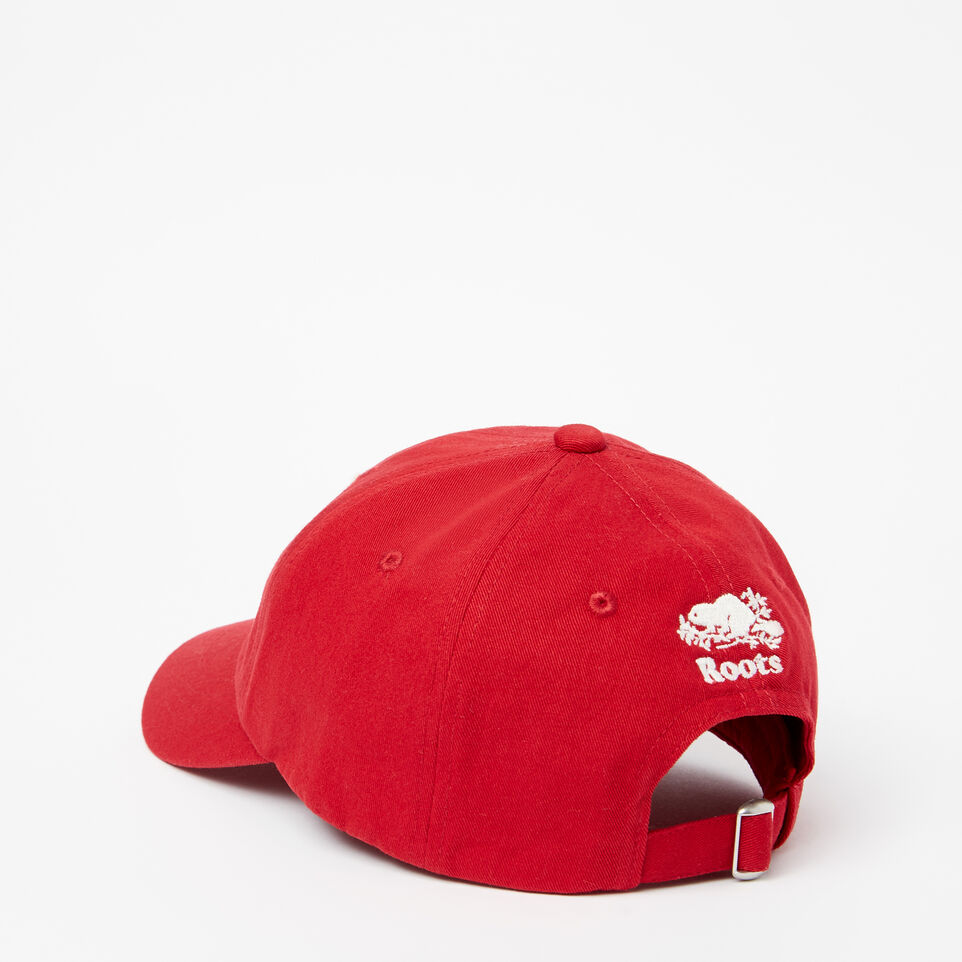 Roots-undefined-Kids Canada Leaf Baseball Cap-undefined-C
