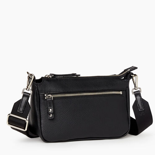 Roots-Leather New Arrivals-Andie Bag Cervino-Black-A