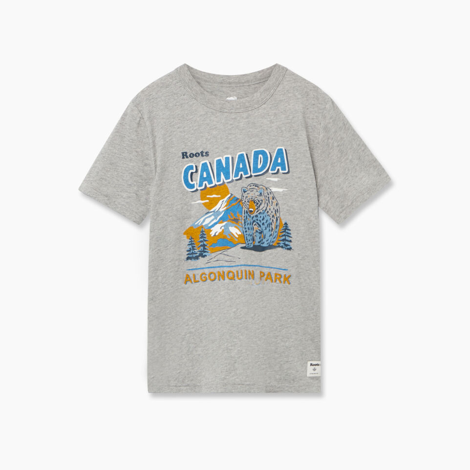 Roots-undefined-Boys Roots Camp T-shirt-undefined-A