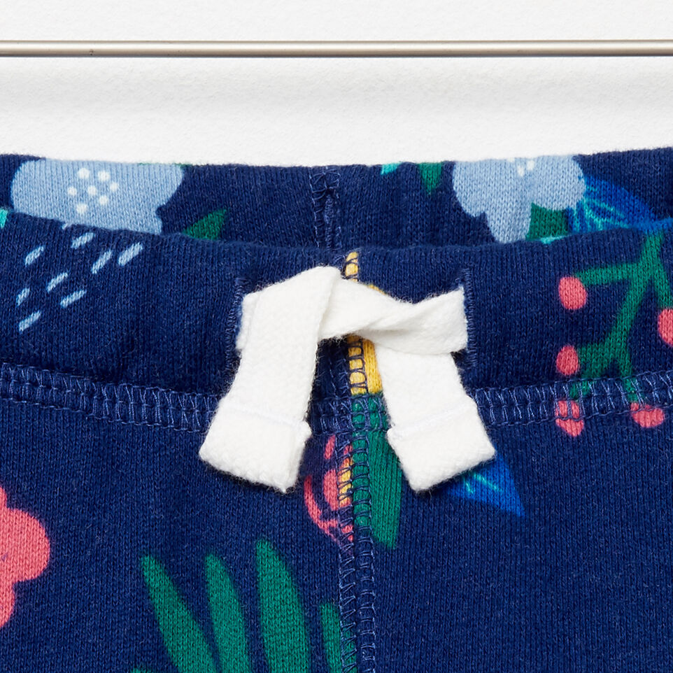 Roots-undefined-Girls Roots Remix Floral Sweatpant-undefined-C