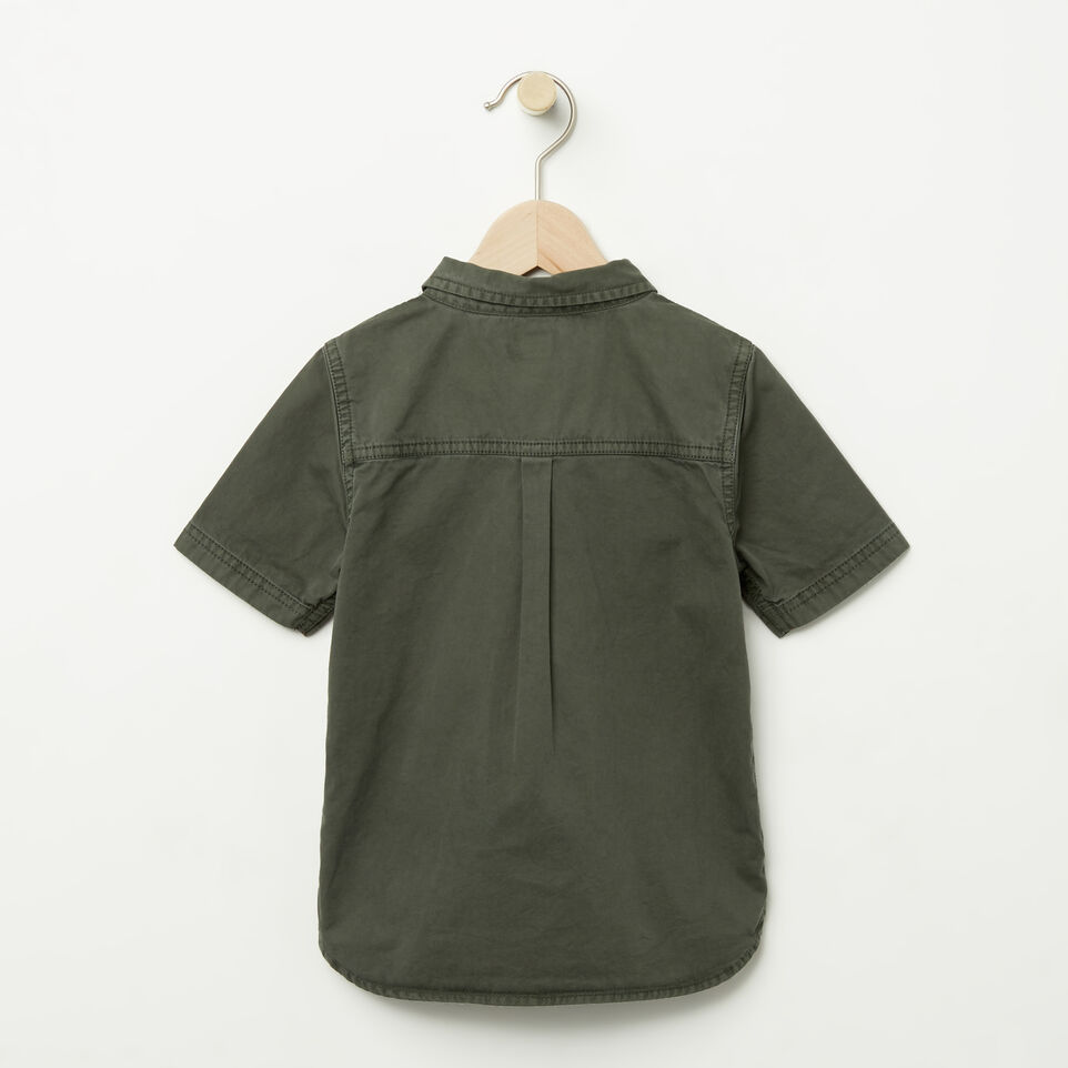 Roots-undefined-Toddler Twill Utility Shirt-undefined-B