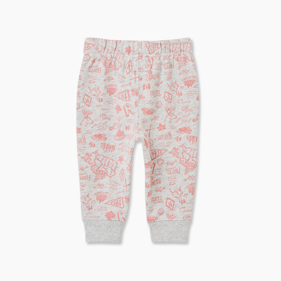 Roots-undefined-Baby Camp Slim Cuff Sweatpant-undefined-B