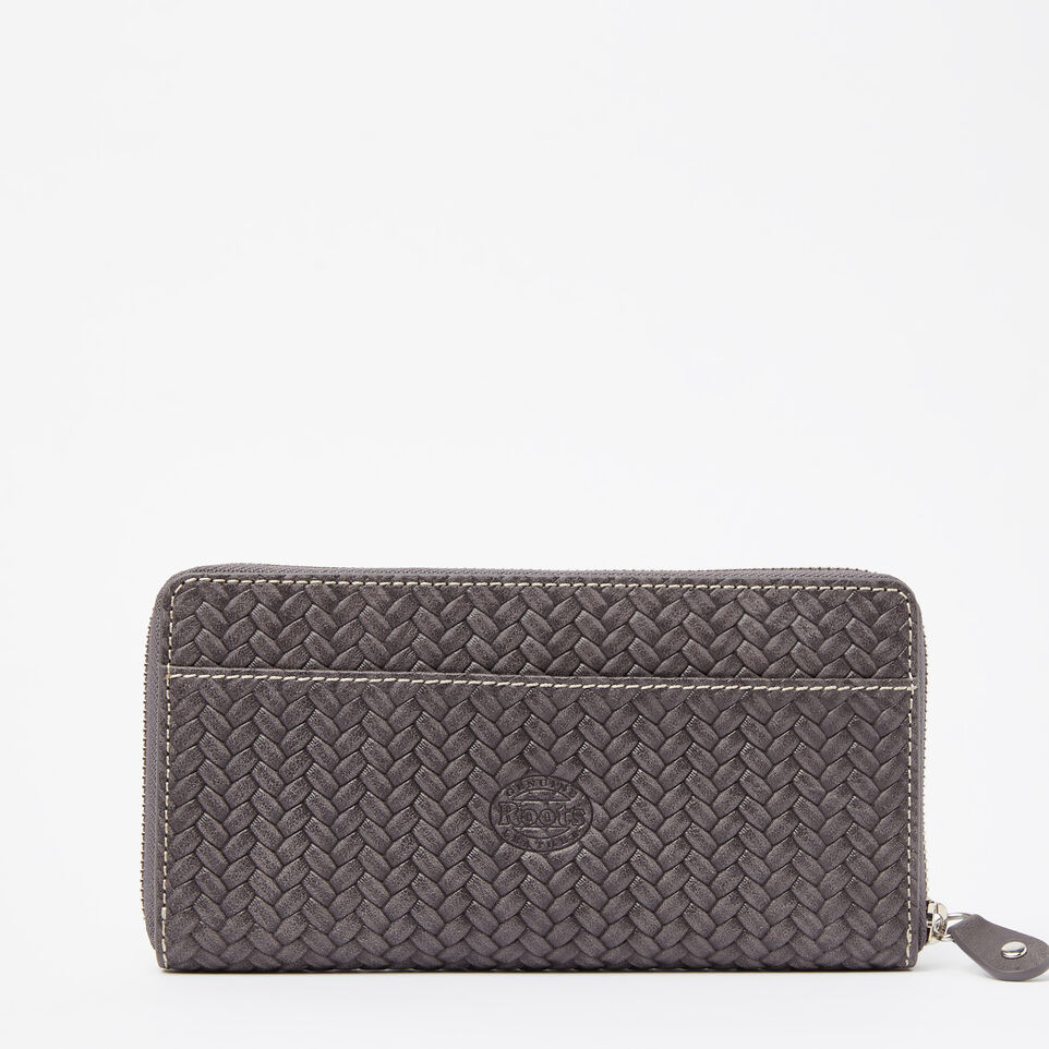Roots-undefined-Pochette Glissière Woven-undefined-C
