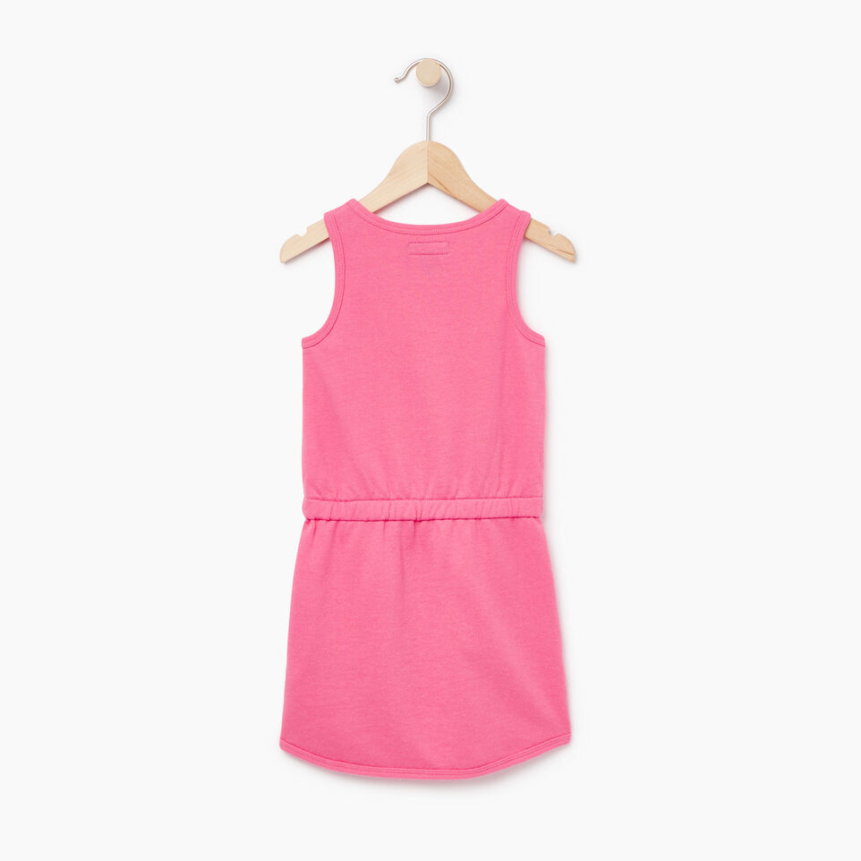 Roots-Kids Our Favourite New Arrivals-Toddler Cooper Beaver Tank Dress-Azalea Pink-B