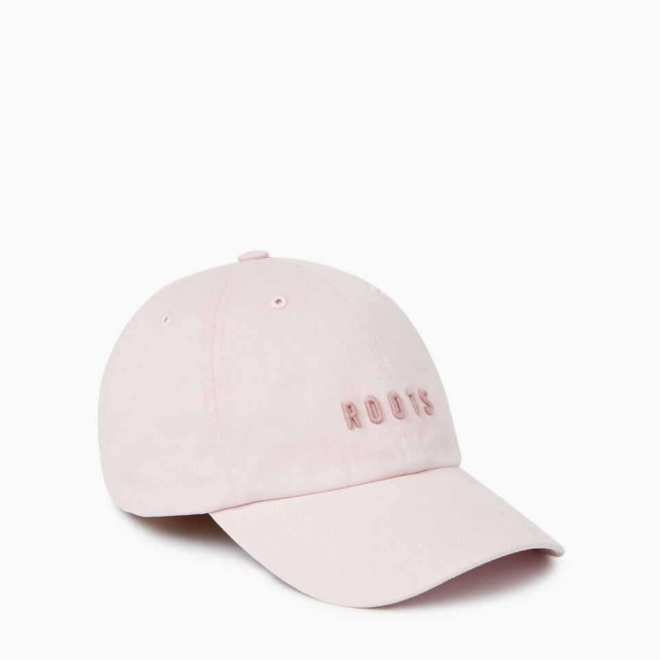 Roots-Men Categories-Roots Classic Baseball Cap-Burnished Lilac-A