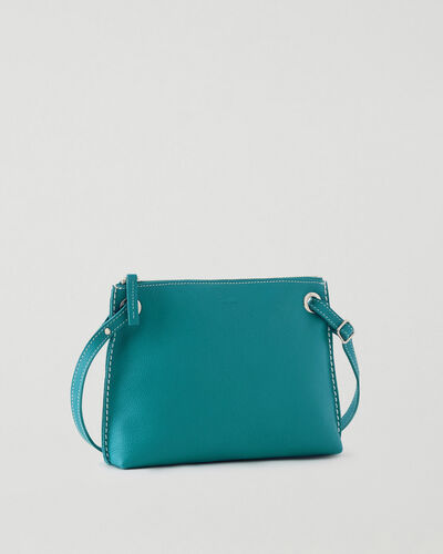 Roots-Leather Leather Bags-Edie Bag Cervino-Blue Lagoon-A