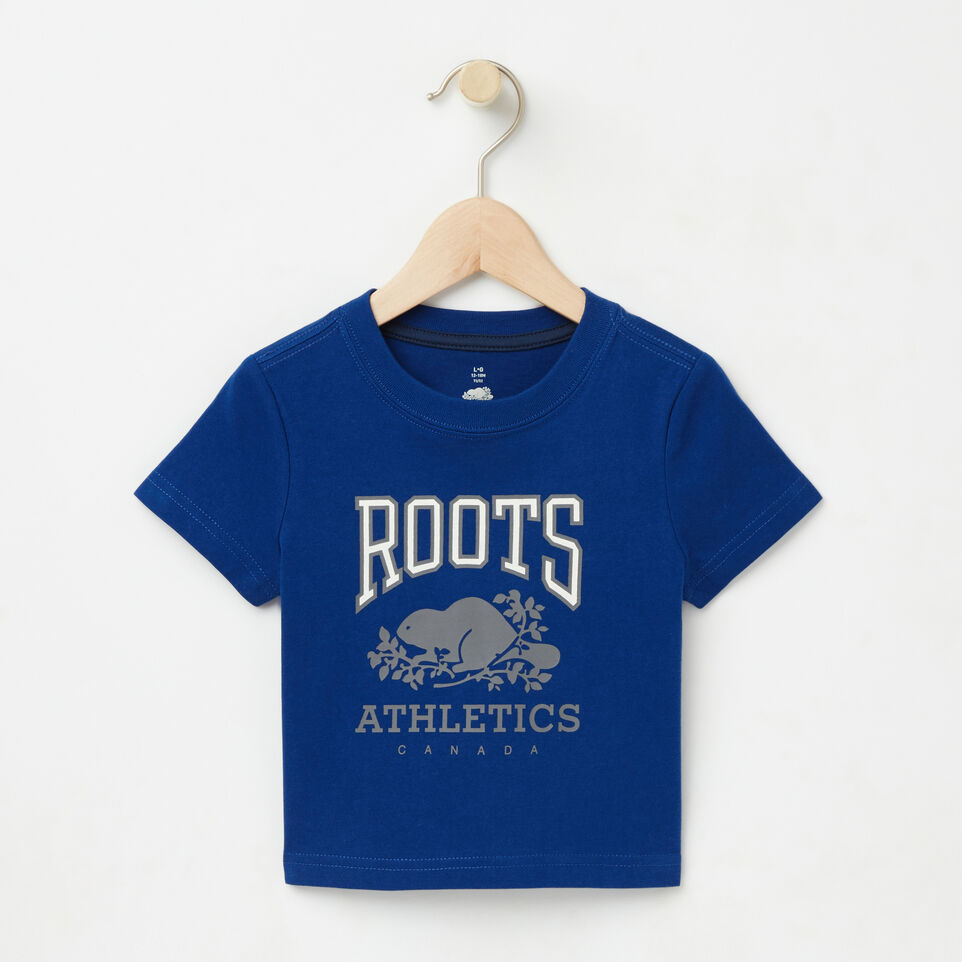 Roots-undefined-Baby RBA Glow In The Dark T-shirt-undefined-A
