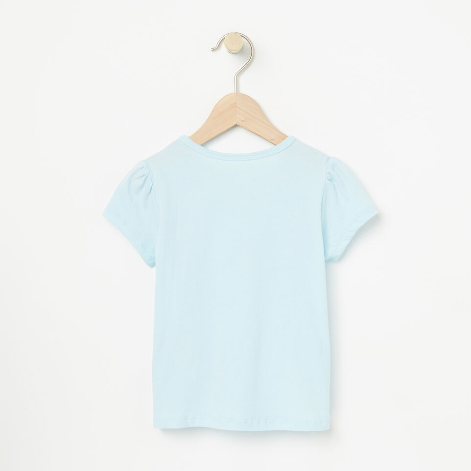 Roots-undefined-Toddler Cooper Beaver Puff T-shirt-undefined-B