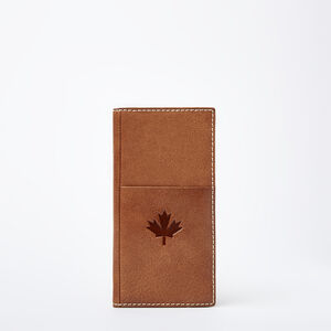 Roots-Leather Wallets-Canada Ticket Wallet Tribe-Africa-A