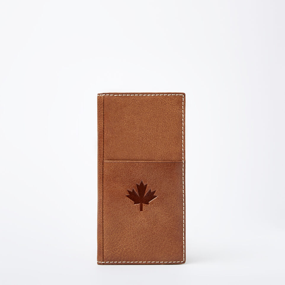 Roots-Canada Ticket Wallet Tribe