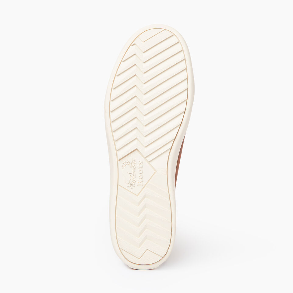 Roots-Footwear Our Favourite New Arrivals-Womens Rosedale Lace Sneaker-Natural-C