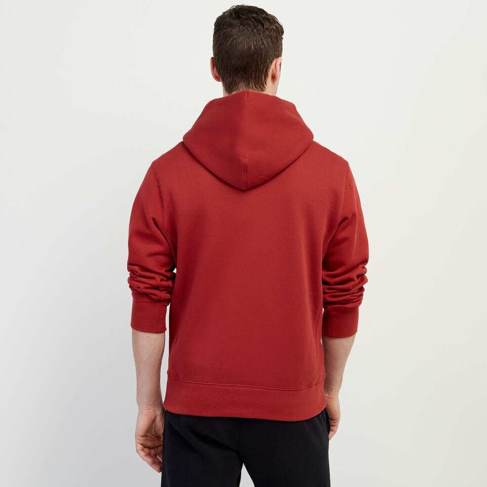 Roots-New For March Rba Collection-RBA Kanga Hoody-Rosewood-D