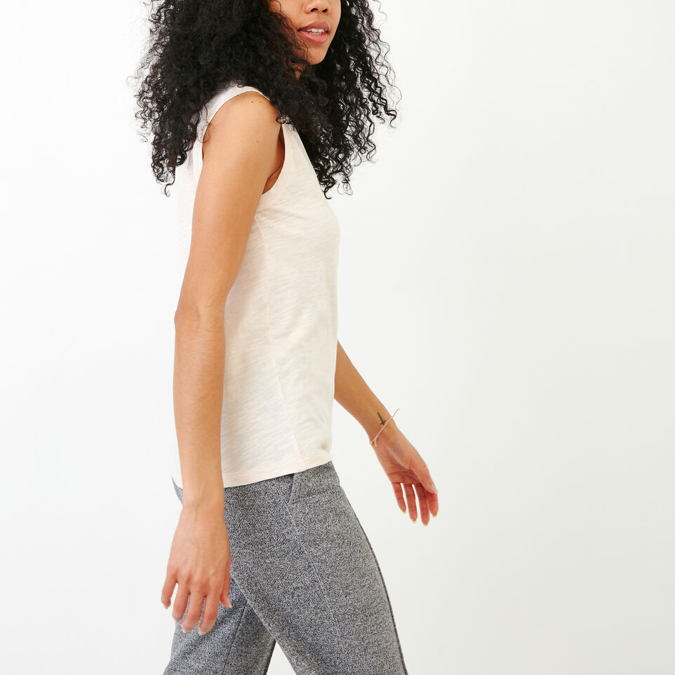 Roots-Women Our Favourite New Arrivals-Lorne Muscle Tank Top-Cloud Pink-C