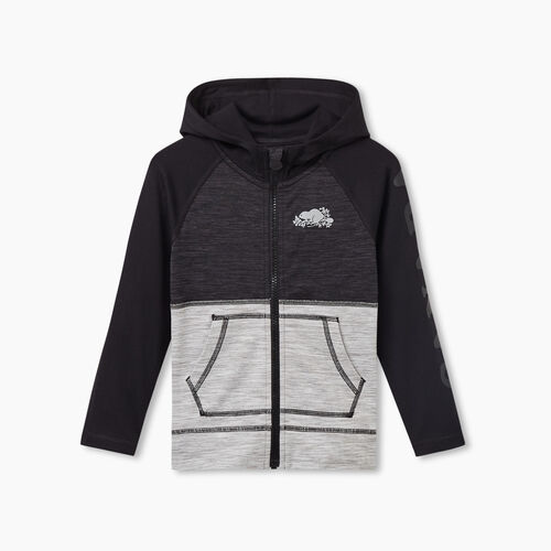 Roots-Kids Tops-Toddler Lola Active Full Zip Hoody-Black-A