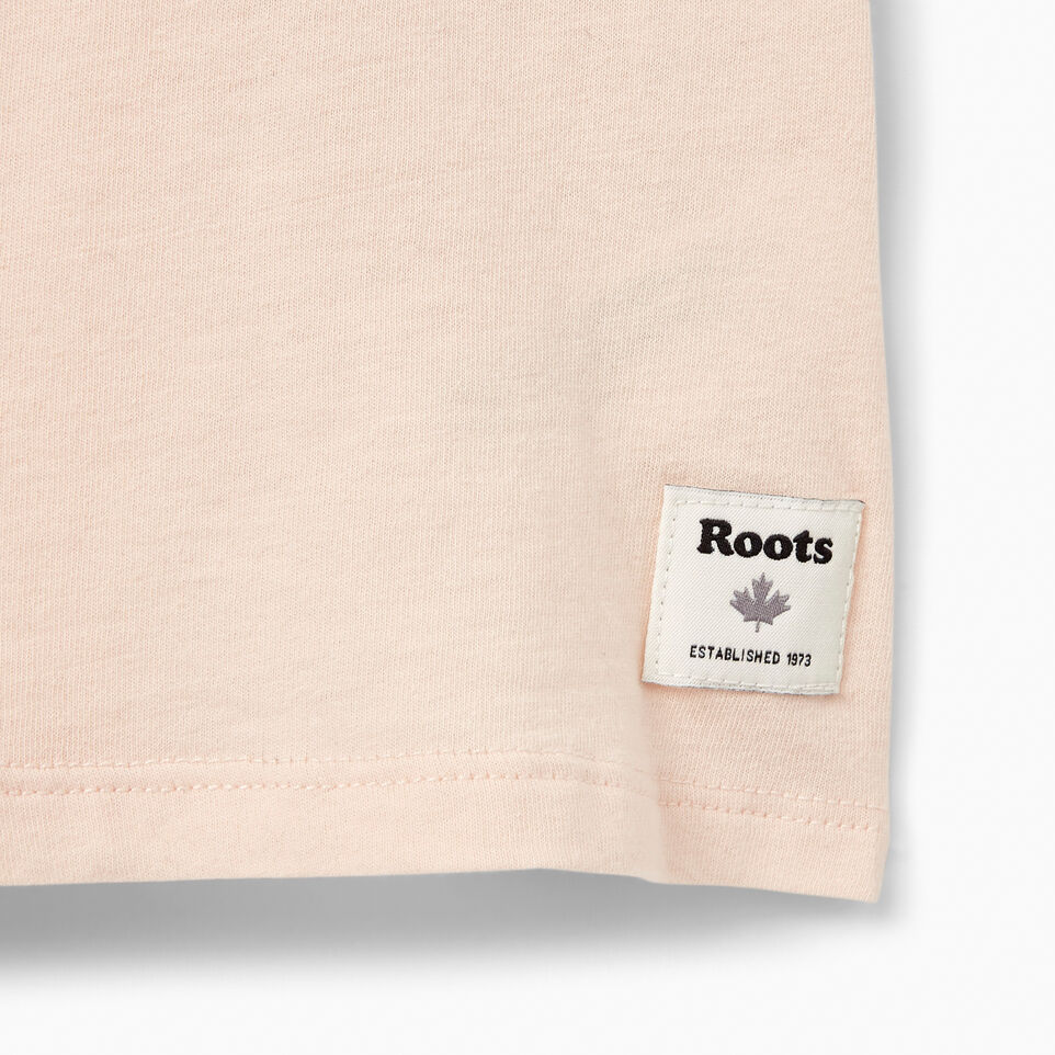 Roots-undefined-Womens Buddy Beaver  Slim T-shirt-undefined-C