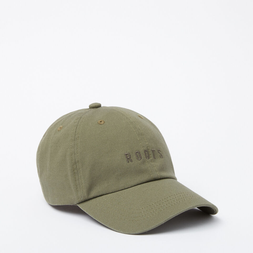 Roots-undefined-Icon Baseball Cap-undefined-A