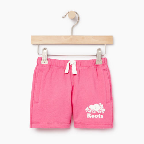 Roots-Sale Kids-Toddler Original Roots Short-Azalea Pink-A
