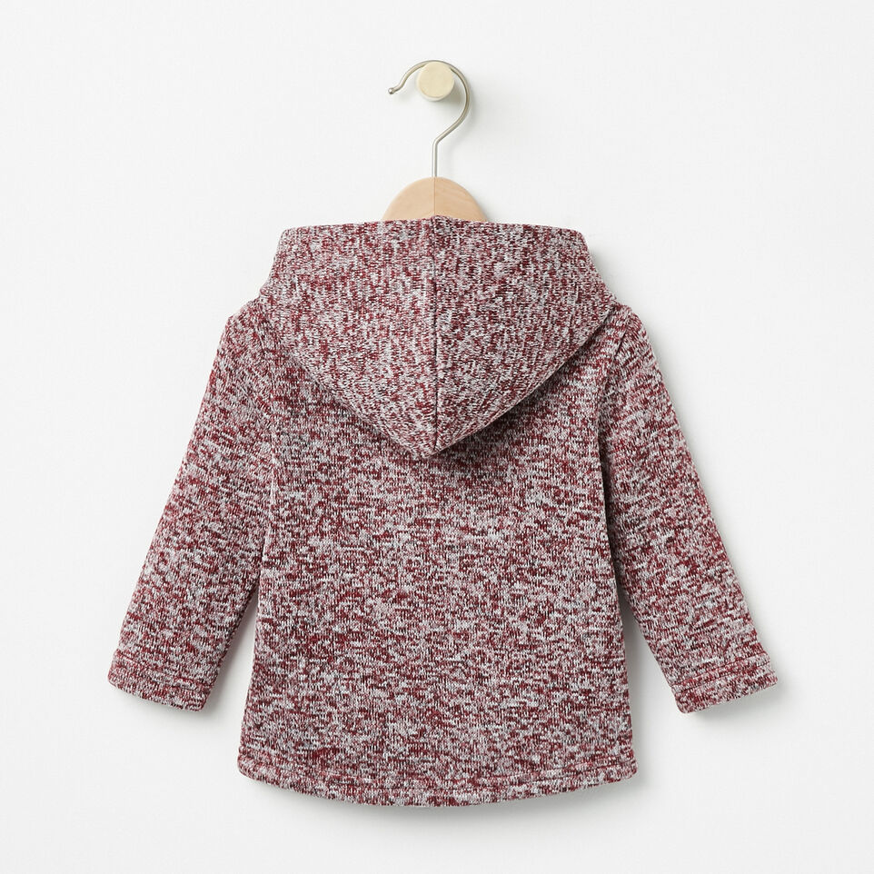Roots-undefined-Baby Sweater Fleece Jacket-undefined-B