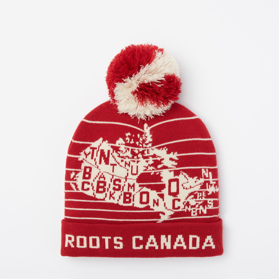 Roots-undefined-Tuque Carte Canada-undefined-C