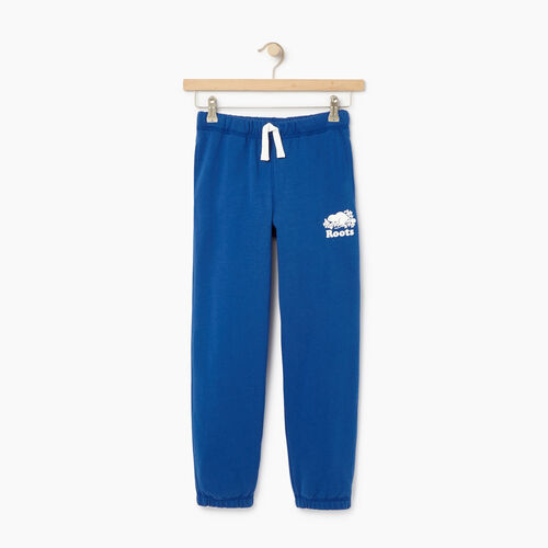 Roots-Kids Our Favourite New Arrivals-Boys Original Sweatpant-Active Blue-A
