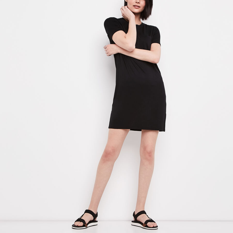 Roots-Georgian T-shirt Dress