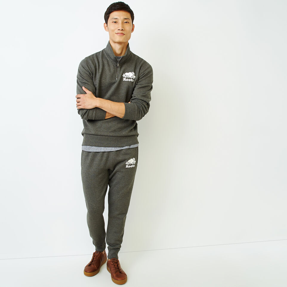 Roots-undefined-Cooper Park Slim Sweatpant-undefined-B