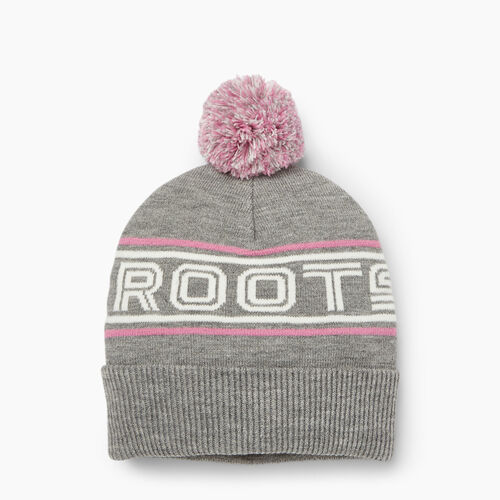 Roots-Winter Sale Accessories-Kinbrook Toque-Grey Mix-A