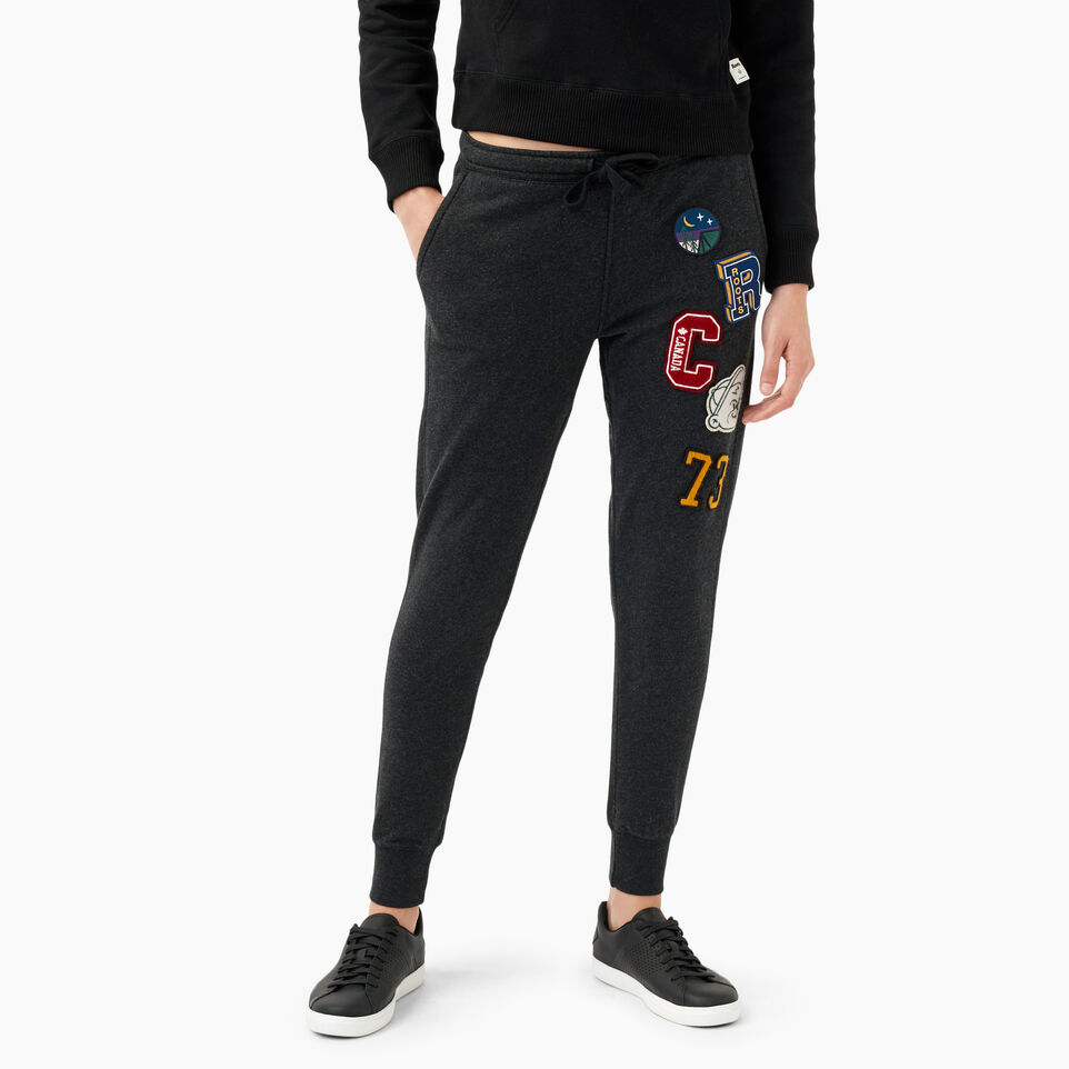 Roots-undefined-Varsity Patches Slim Jogger-undefined-A