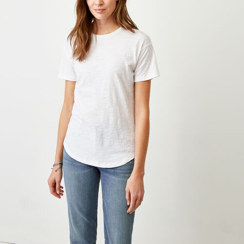 Roots-Clearance Tops-Savin Top-Crisp White-A
