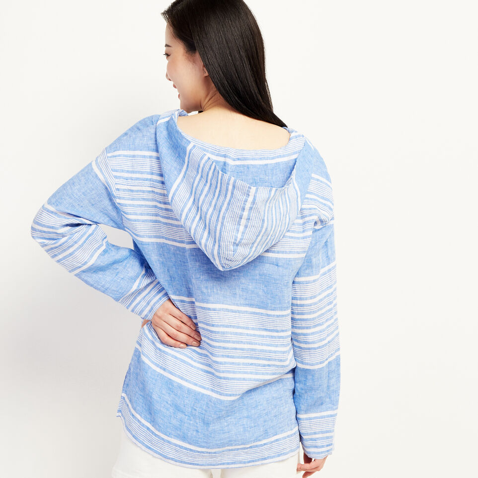 Roots-undefined-Beachcomber Woven Hoody-undefined-D
