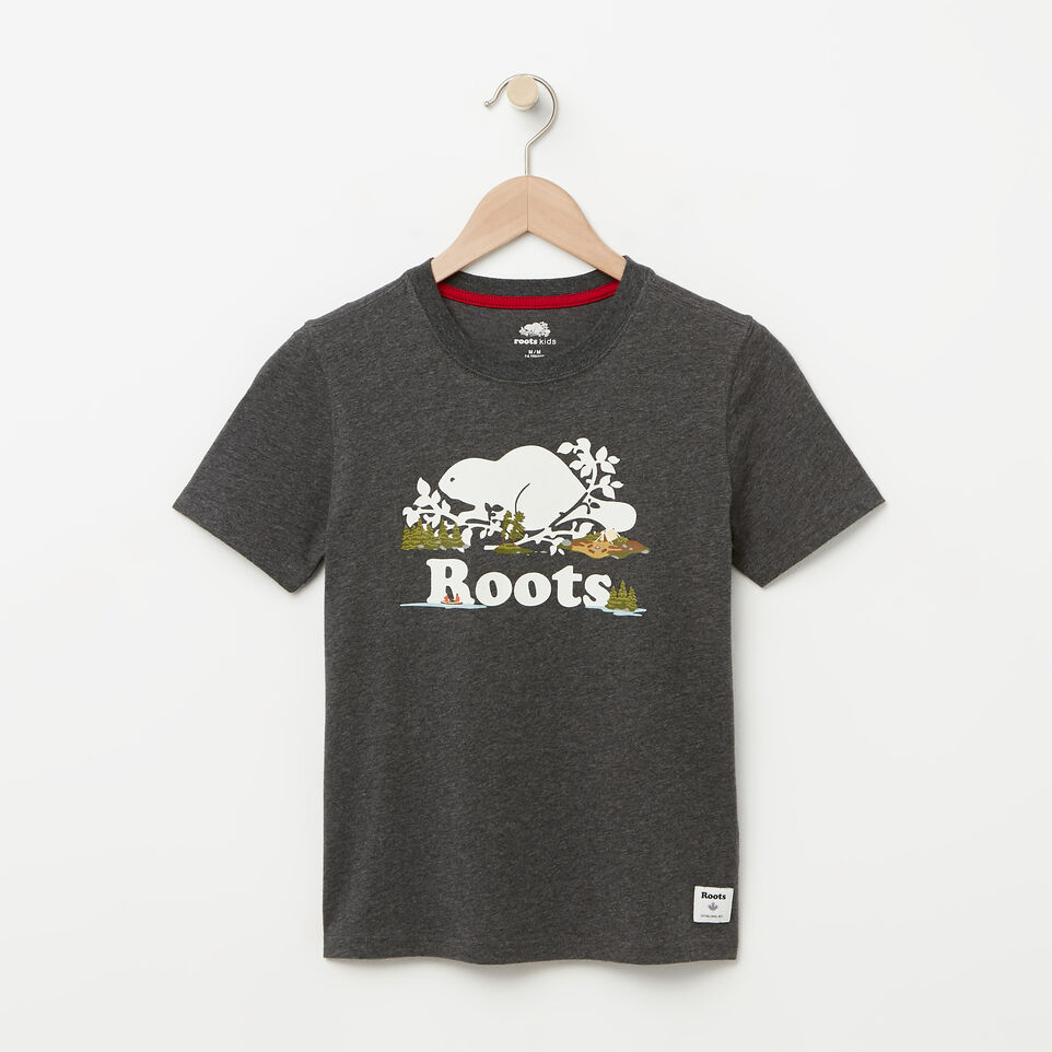 Roots-undefined-Boys Brighton T-shirt-undefined-A