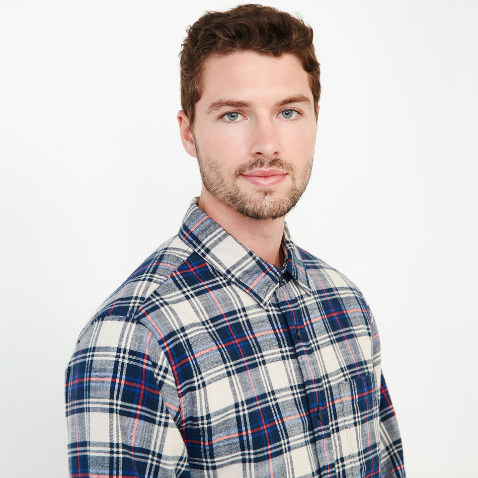Roots-undefined-Bromont Plaid Shirt-undefined-E