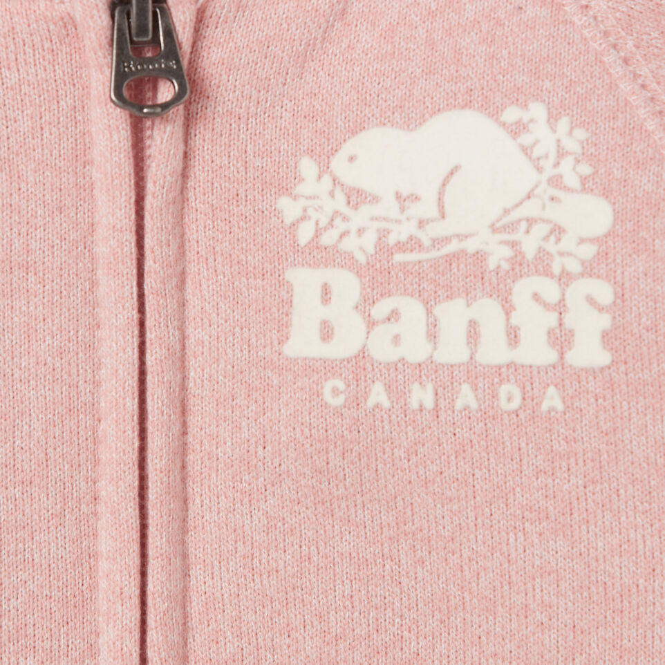 Roots-undefined-Baby Girl Banff Ski City Full Zip Hoody-undefined-C