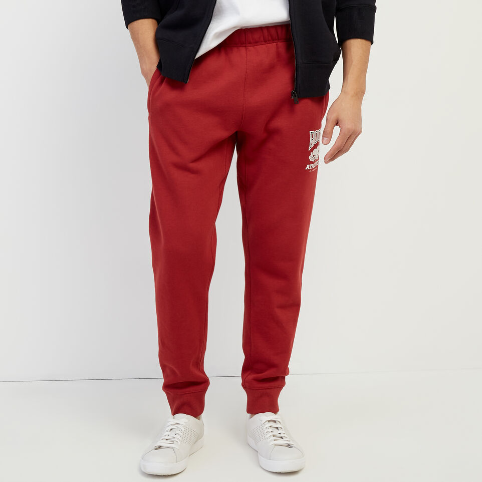 Roots-New For March Rba Collection-RBA Park Slim Sweatpant-Rosewood-A