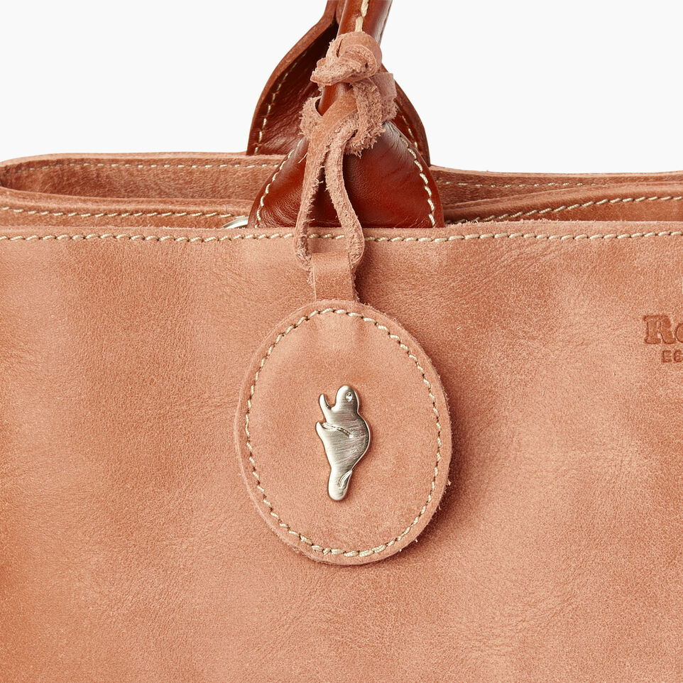 Roots-Leather Our Favourite New Arrivals-Mont Royal Bag-Canyon Rose/oak-E